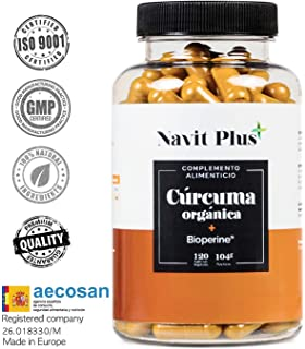 Curcuma (Turmeric) Complex 10.000 mg - Con cúrcuma, vitamina ...