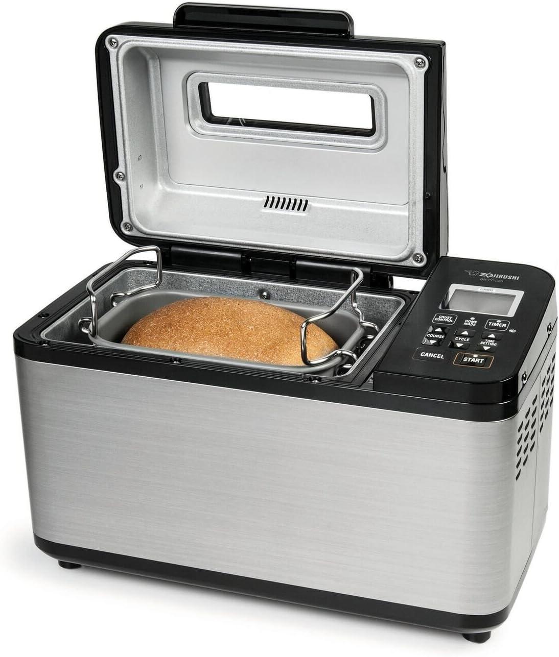 Zojirushi Home Bakery Virtuoso Plus Breadmaker - Amazon bread machines