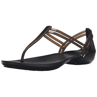 Crocs Women's Isabella T-Strap Sandal | Shoes