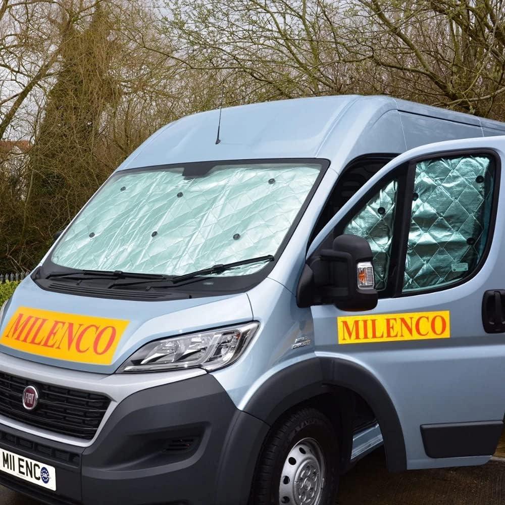 Milenco 2110 Universelles Thermal Innenrollo Auto