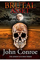 Brutal Asset (The Demon Accords Book 3) Kindle Edition
