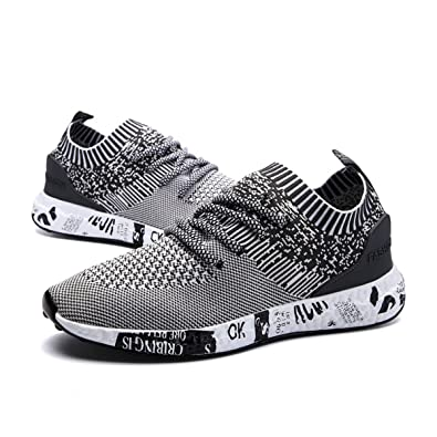 Mode Homme baskets Mesh Sport Outdoor baskets Chaussures De Course Athletic Sneakers zfDd1Esun4