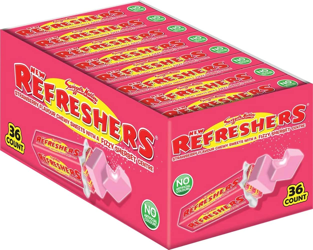 SW Refreshers Strawberry - a pack of 60