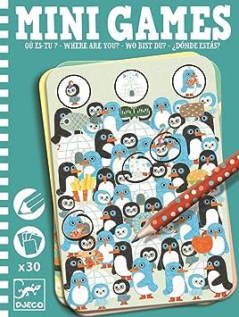 Djeco- Juegos De Cartas, Multicolor (DJ05332): Amazon.es: Juguetes y juegos