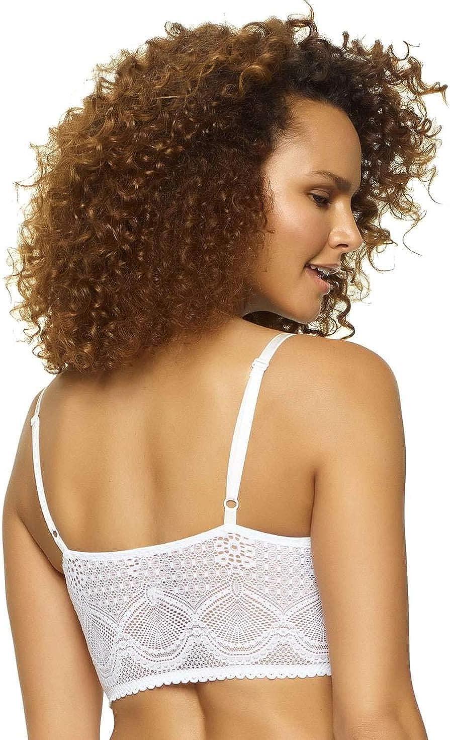 Lace Comfort Support Finesse Cami Bralette Bra Felina