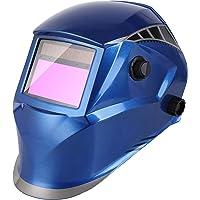 FIXKIT Careta de Soldar Automatica, Mascara de Soldar Automatica para Todas Soldaduras, con 5 Lentes de Recambio y…