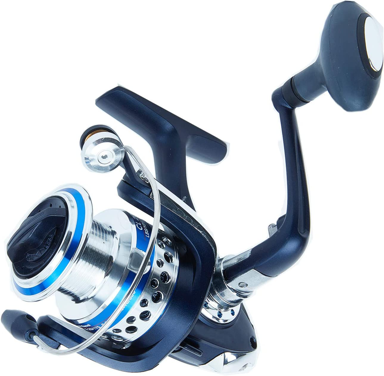 Spinning cl 3000 carrete de pesca para truchas rollo freno frontal ...