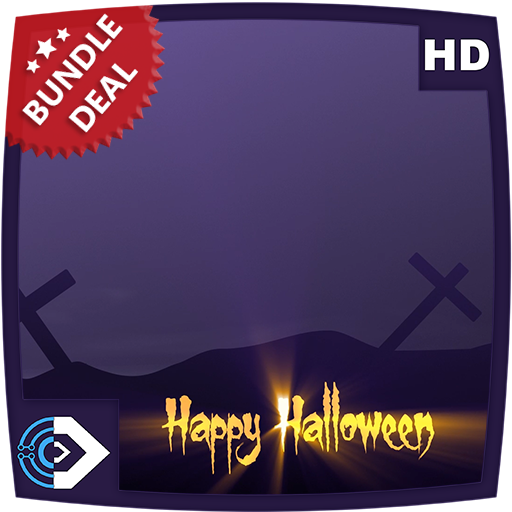 Halloween Greetings HD (Halloween 13 Spooky Apps)