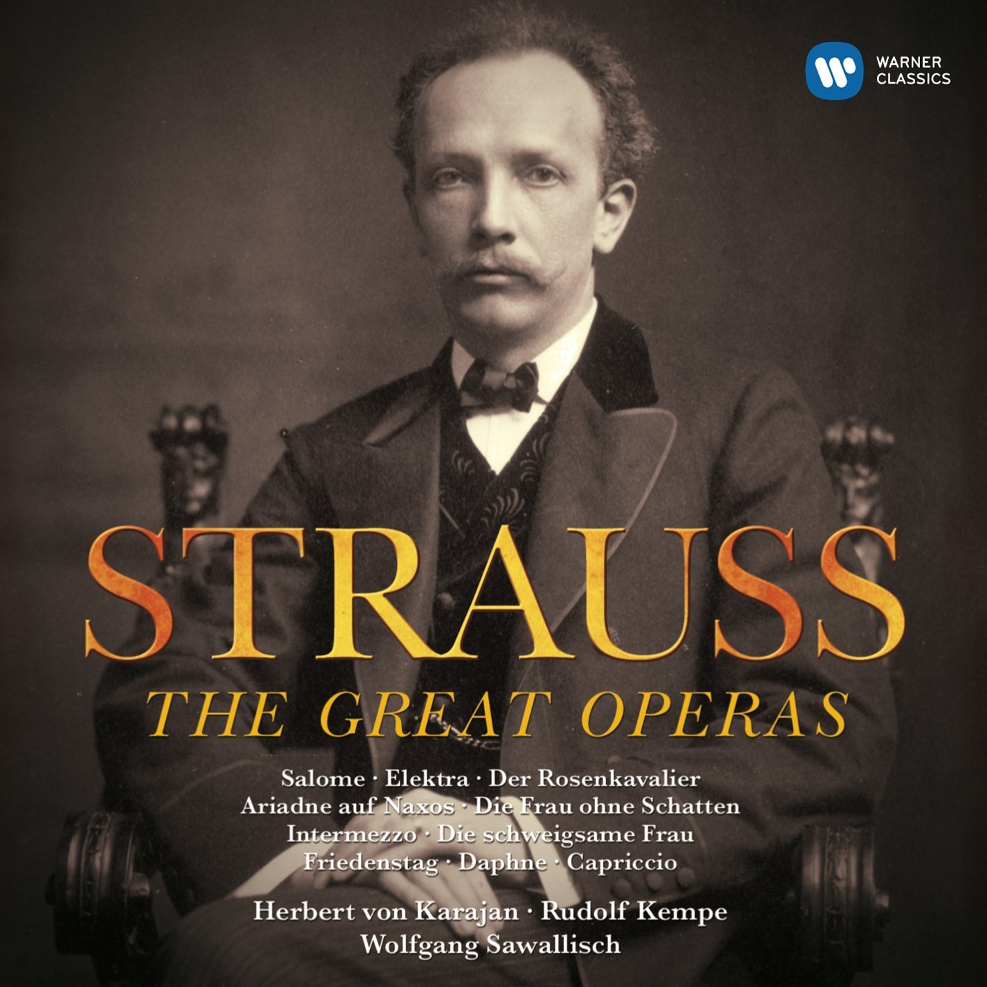 R. Strauss: The Great Operas (22 CD) by Parlophone