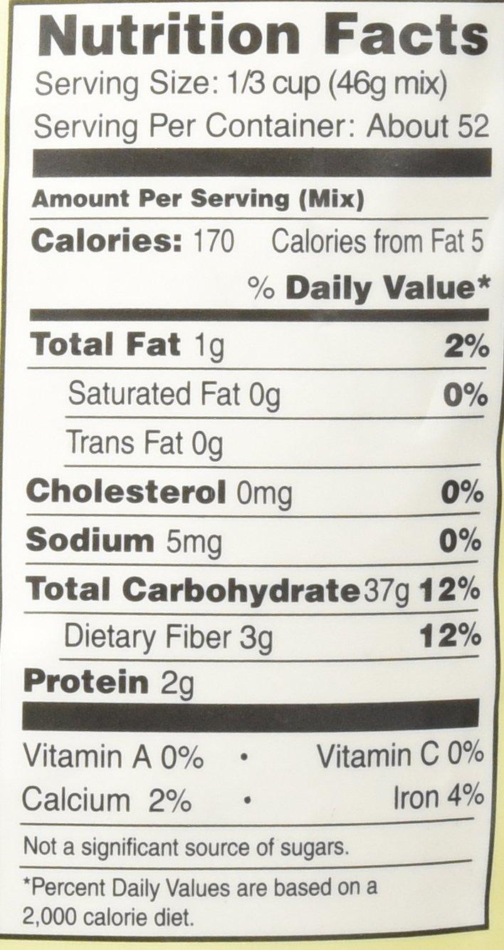 Namaste Foods Organic Perfect Flour Blend, 5 Pound by Namaste Foods (Image #2)