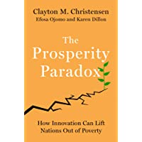The Prosperity Paradox: How Innovation Can Lift Nations Out of Poverty