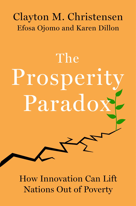 Prosperity Paradox Innovation Nations Poverty product image