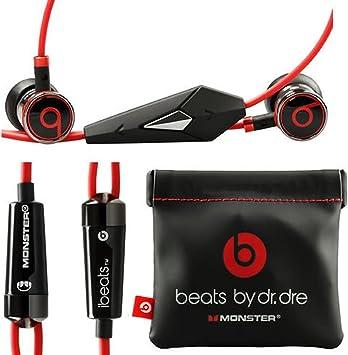 iBeats - Auriculares In-ear con ajuste de volumen, color negro ...
