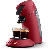 Philips Senseo Original Plus Koffiepadapparaat -2 Koffievariaties (Mild en Intens) -Zet 1 of 2 Kopjes Tegelijk -0.7…