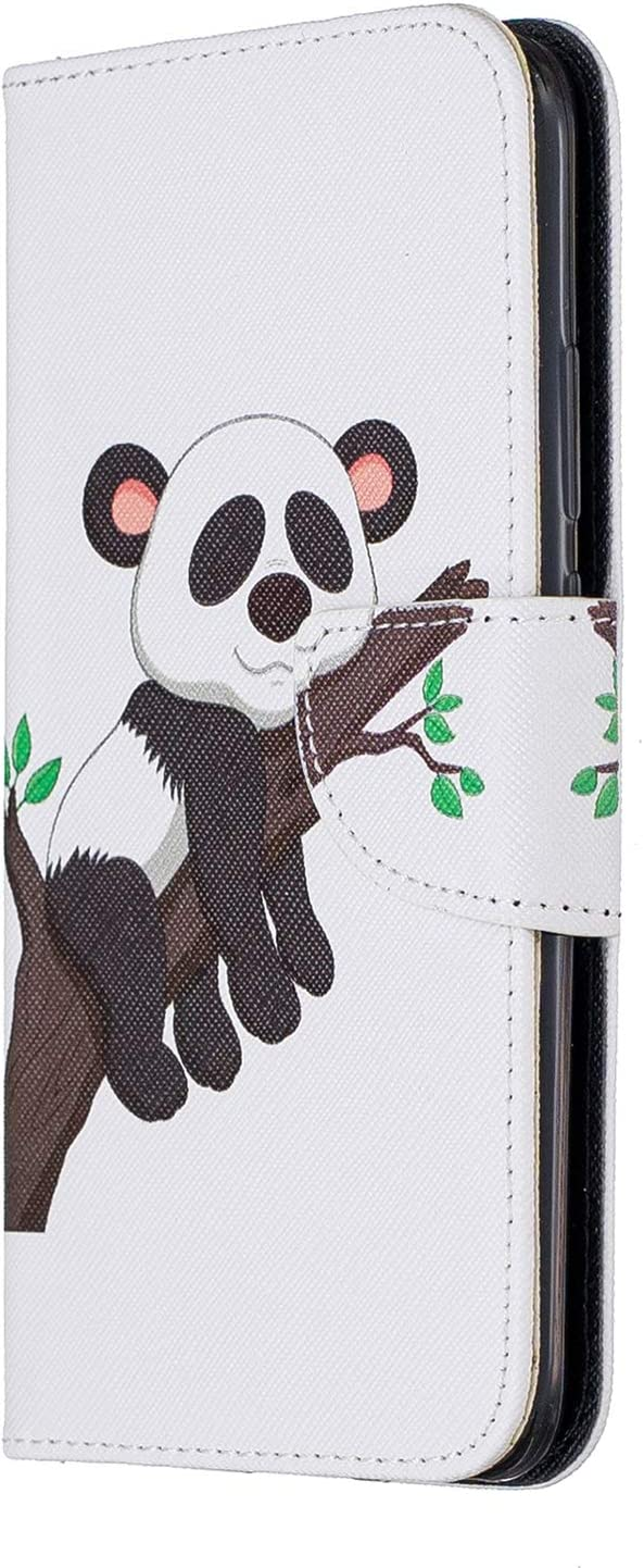 Lomogo Leather Wallet Case for Huawei Mate 30 Lite//nova 5i Pro with Stand Feature Card Holder Magnetic Closure Shockproof Flip Case Cover for Huawei Mate30 Lite LOBFE090323 L3