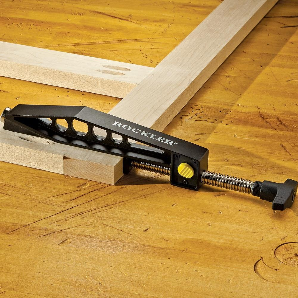 Rockler Pock-it Hole Clamp with Quick Release