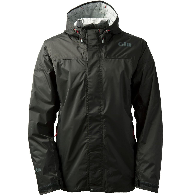 2016 Gill Marina Waterproof Jacket Grey FG11J FG11J_GRIS
