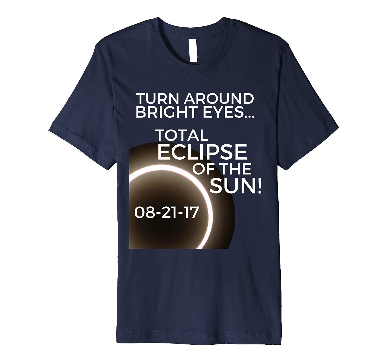 Solar Eclipse Shirt - Total Eclipse T Shirt - USA 2017-BN