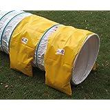 Agility Tunnel Stützsandsäcke (2er Pack) Standard - org. Callieway - verschieden Farben