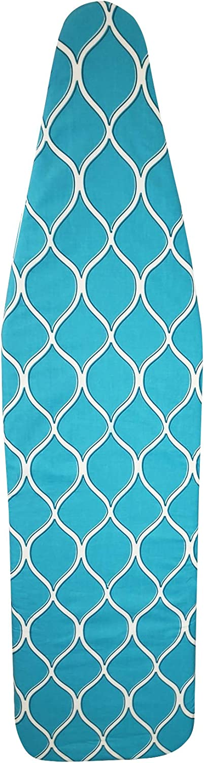 HOMZ Premium Standard Width Ironing Board Cover and Pad