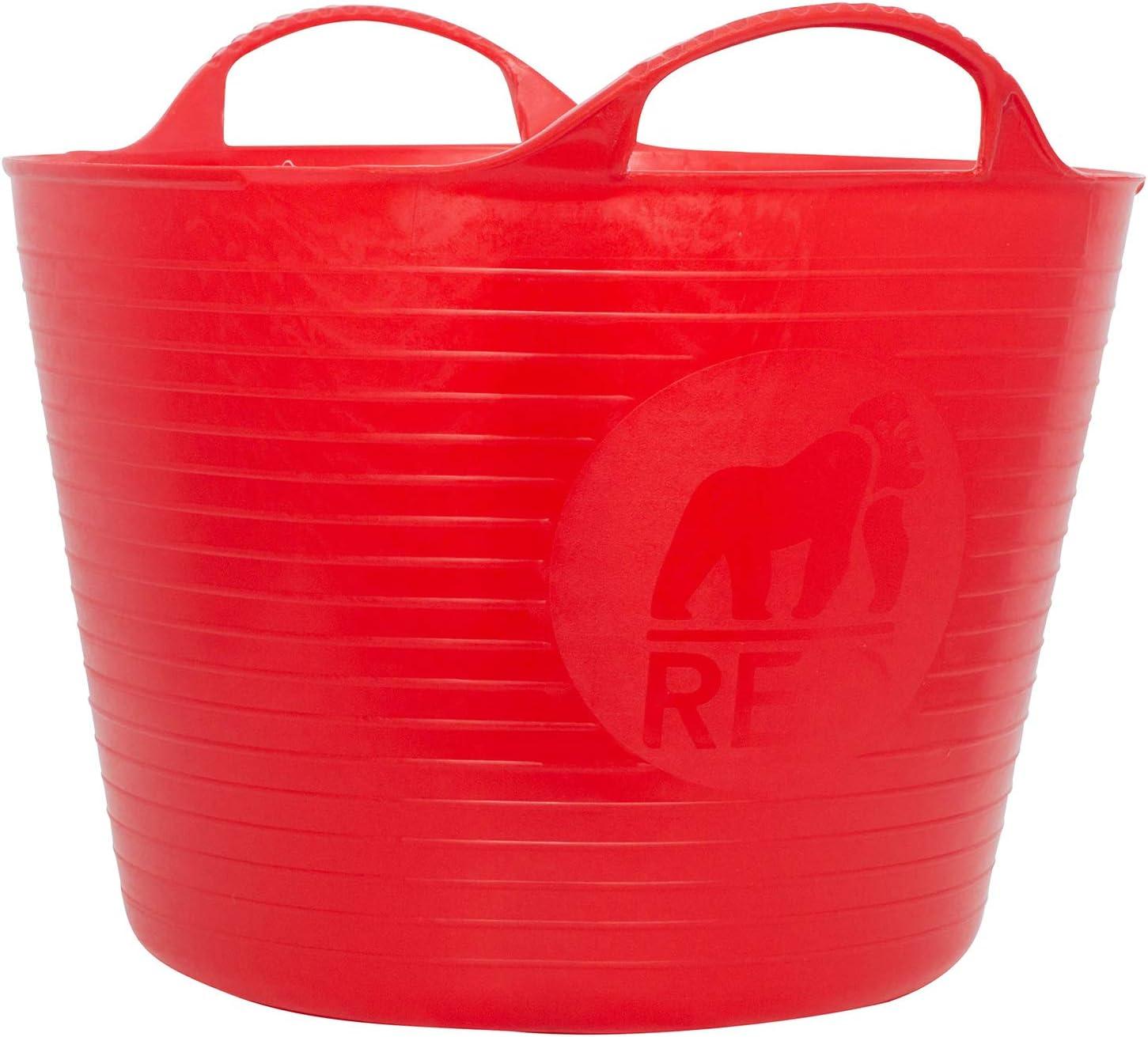 1,59 l 3.5 Gallon Red Seau de rangement Tubtrugs