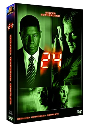 24 - Segunda Temporada: Amazon co uk: Kiefer Sutherland, Leslie Hope