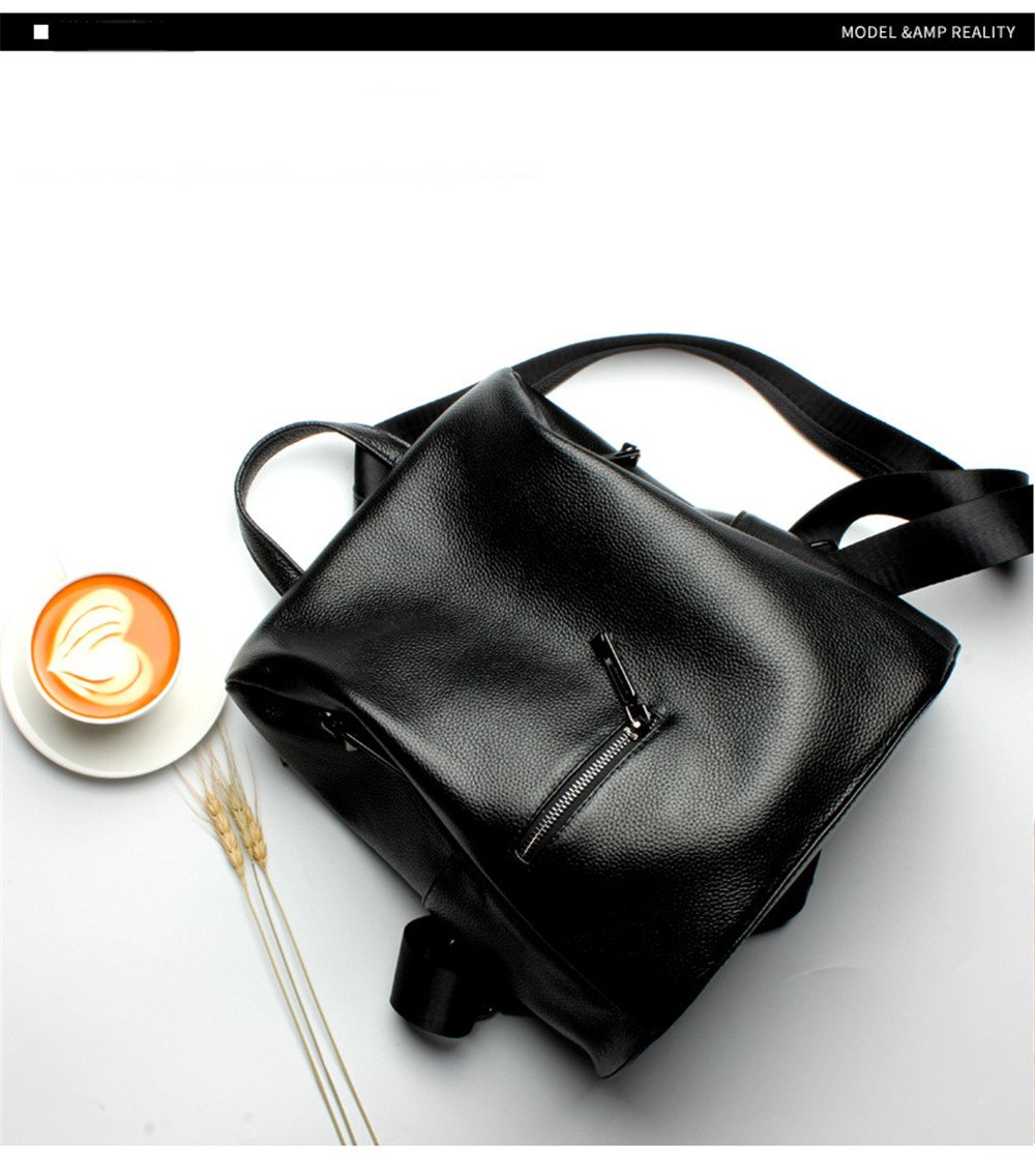 FONKIC Casual Backpack Womens Modern Design Deluxe Fashion Backpacks Shoulder Bag