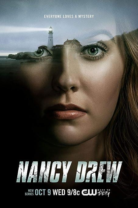 Lionbeen Nancy Drew - Movie Poster - Cartel de la Pelicula ...