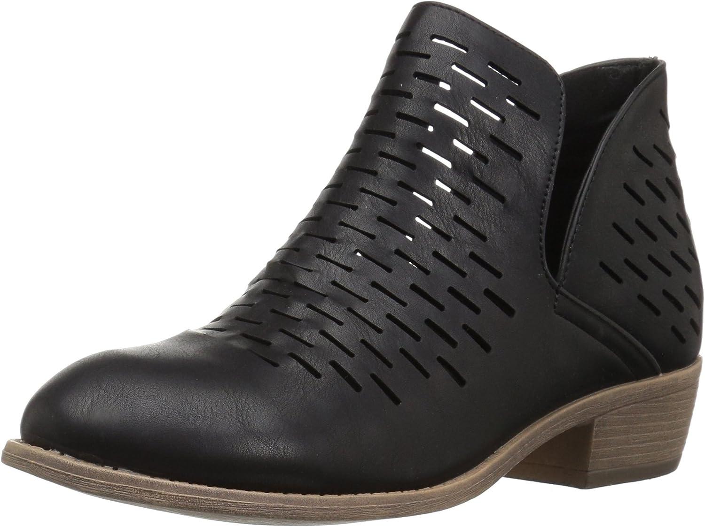 Brinley Co Womens Adair Ankle Boot