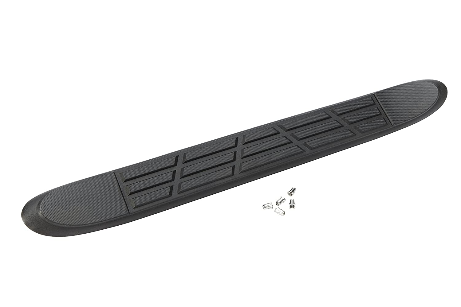GM Accessories 19203047 Tubular Step Assist Pad in Black with Retainers General Motors