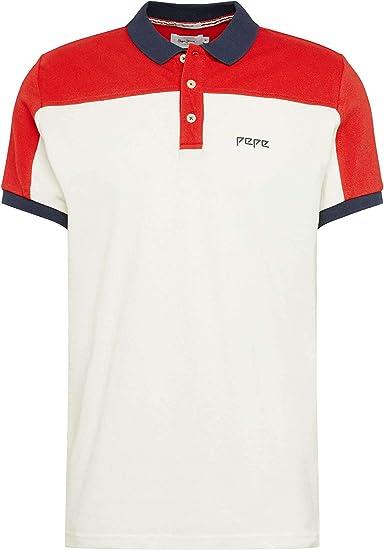 Pepe Jeans Polo Lloyd Blanco Hombre: Amazon.es: Ropa y accesorios