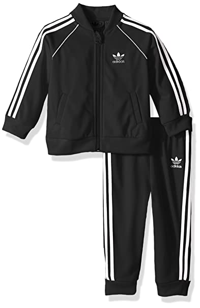 mens adidas black tracksuit