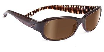 Serengeti CHLOE Sonnenbrille, Gläser: Polarized Drivers, braun