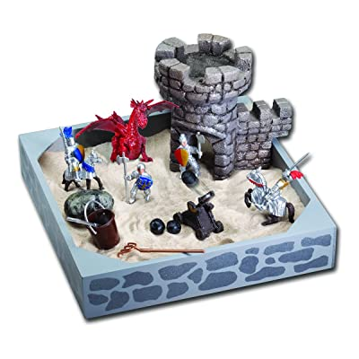 My Little Sandbox - Knights & Dragons Play Set: Toys & Games