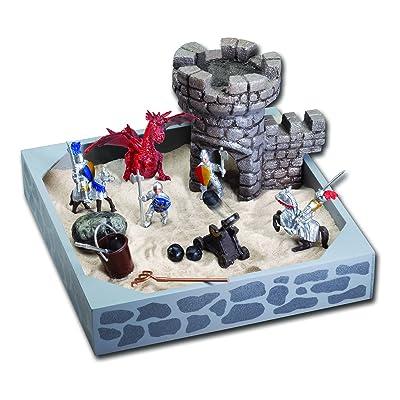 My Little Sandbox - Knights & Dragons Play Set: Toys & Games