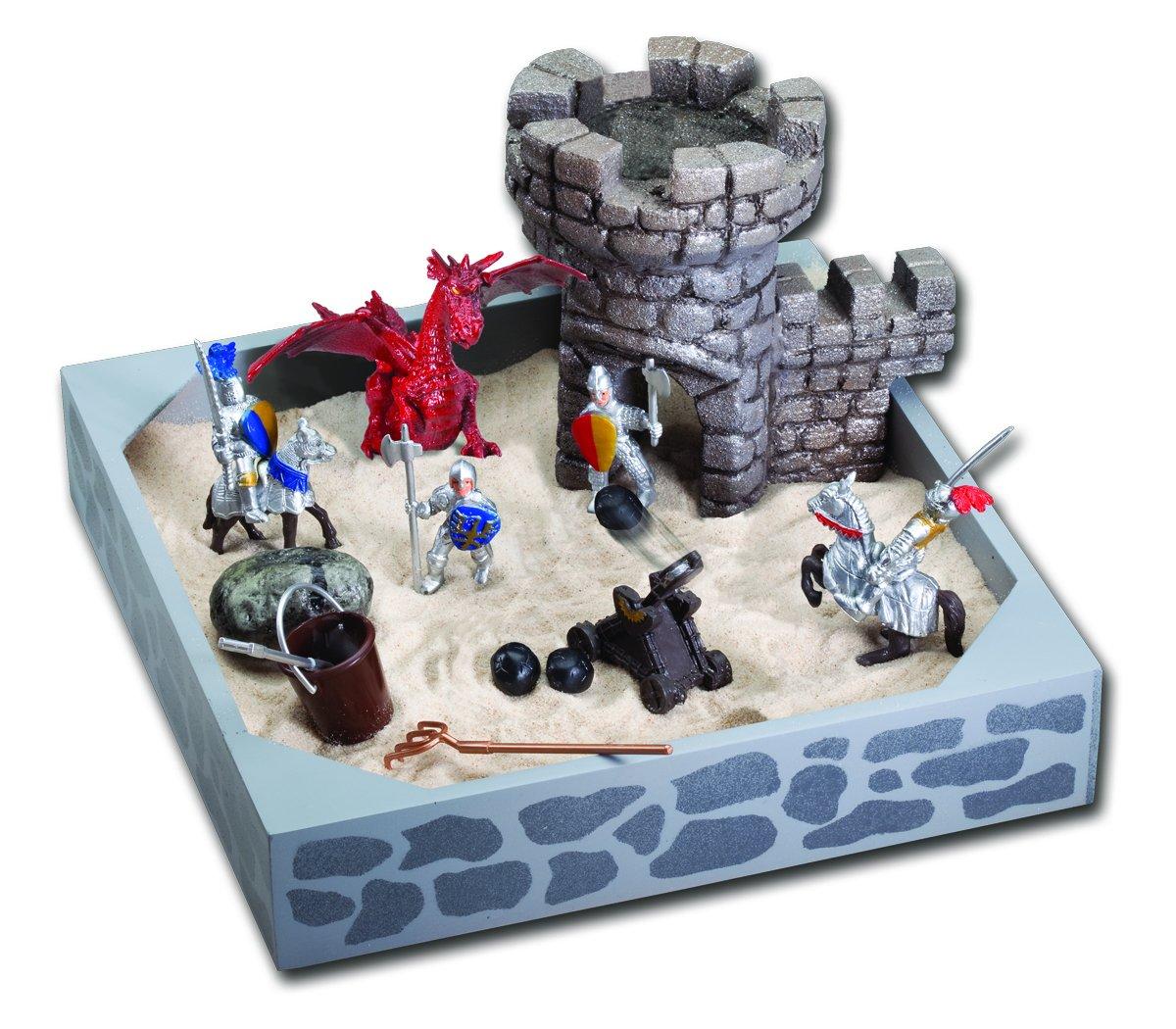 My Little Sandbox - Knights & Dragons Play Set