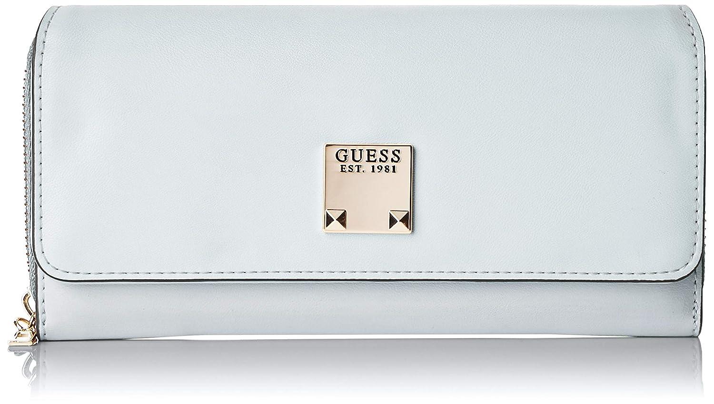 Guess Lenia SLG LRG Clutch Organizer, Portafoglio Donna, 19.5x10x3.5 cm (W x H x L)