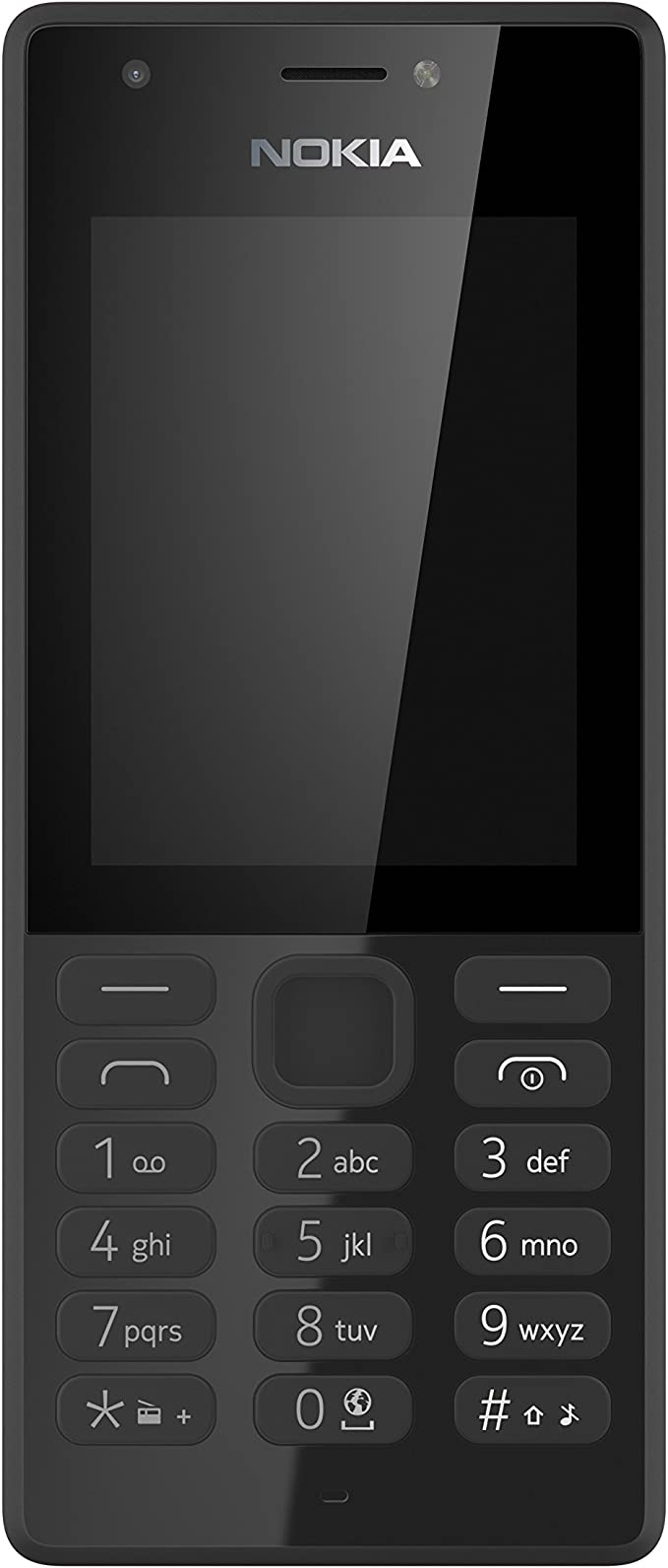 TELEFONO MOVIL NOKIA 216 BLACK - DISPLAY 2.4/6.7CM: Nokia: Amazon ...