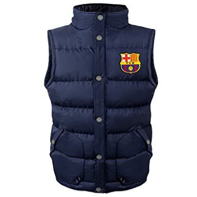 vetement FC Barcelona gilet