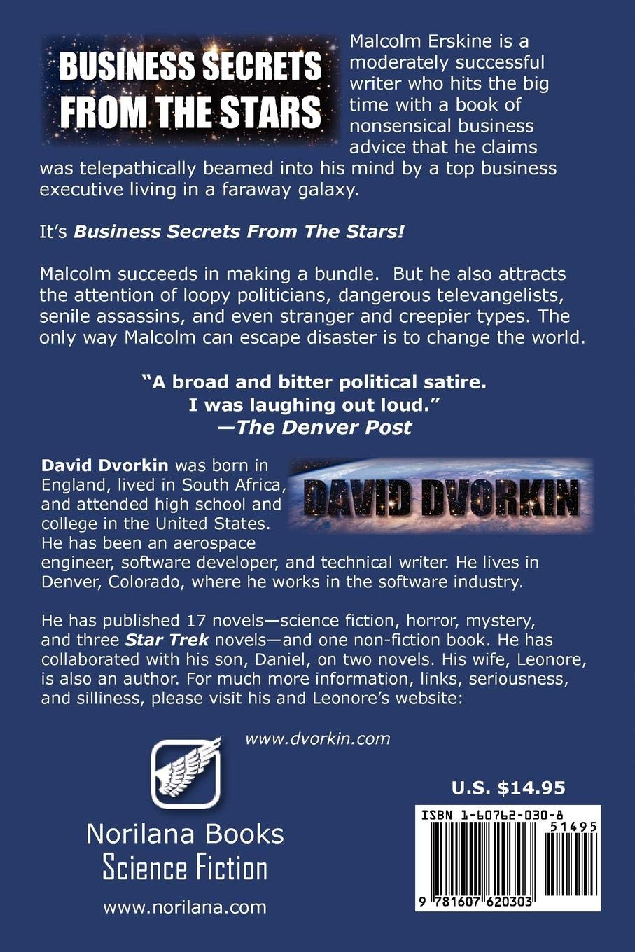 Amazon Com Business Secrets From The Stars 9781607620303 David