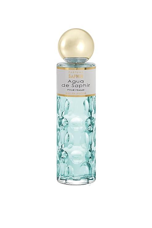 Saphir, Agua de colonia para mujeres (Agua) - 200 ml.
