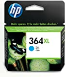 HP 364XL - Cartucho de tinta original, cian
