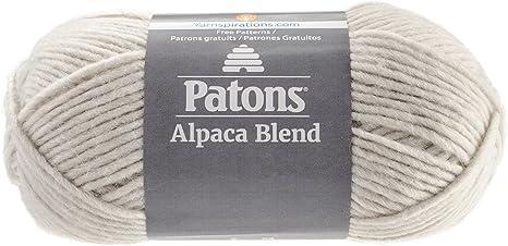 Patons Alpaca Natural Blends Yarn-Birch