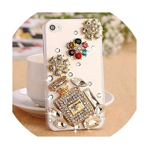 217b6798b Image Unavailable. Image not available for. Color  Phone case Bling Diamond  for iPhone 6 7 Plus for Samsung Note 5 S6 ...