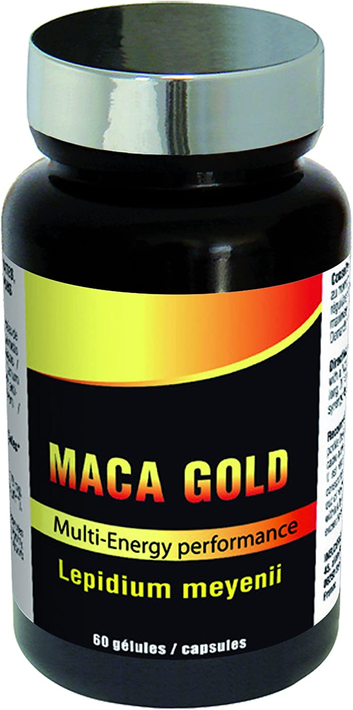 Maca Gold Amplificateur Sexuel: Amazon.es: Salud y cuidado personal