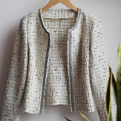 Patrón chaqueta para mujer - Jacky de la casa Victor: Amazon ...