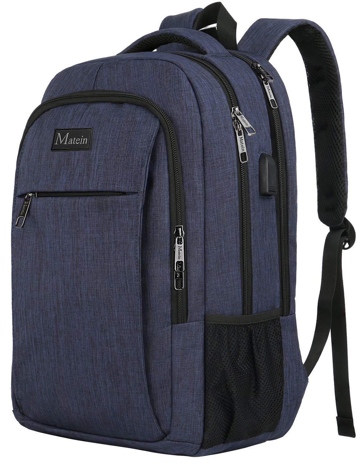 32861f47c9e1 Amazon.com  Laptop Backpack with USB Charging Port