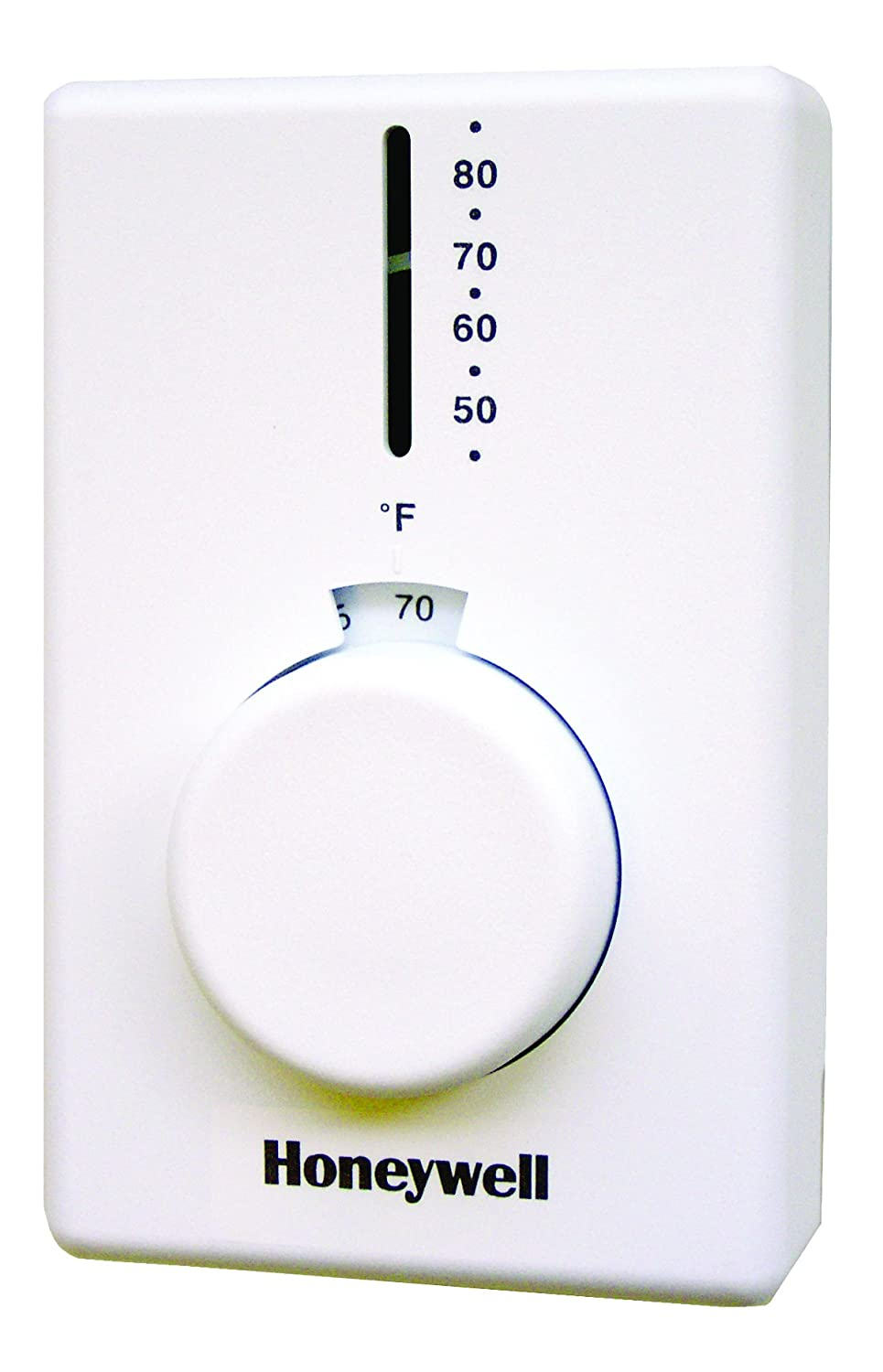 TPI T4398A1021 Honeywell Line Voltage Thermostat, Standard, 22 Amp