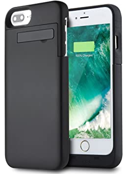 coque batterie iphone 8 plus 10000 mah