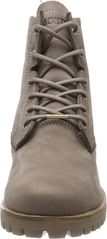 Blackstone Ol22, Desert Boots Femme Vert Fungi Fung